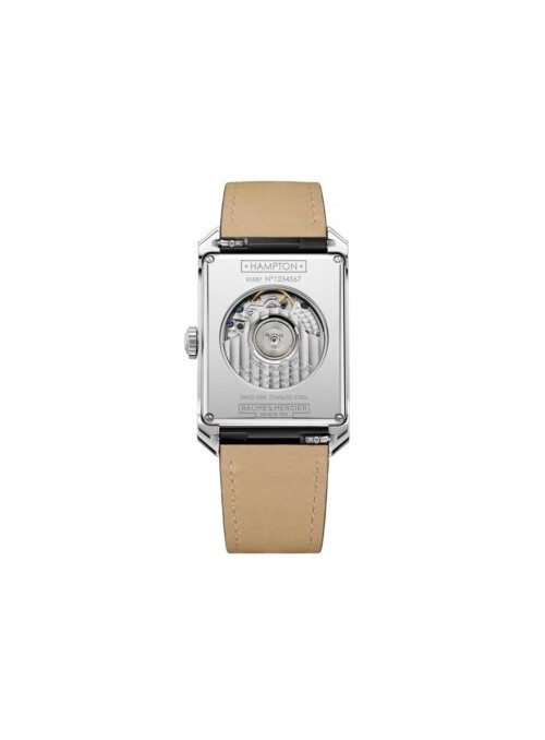 Baume & Mercier Hampton 10528