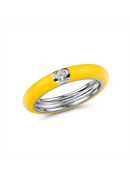 Anell ENAMEL Yellow
