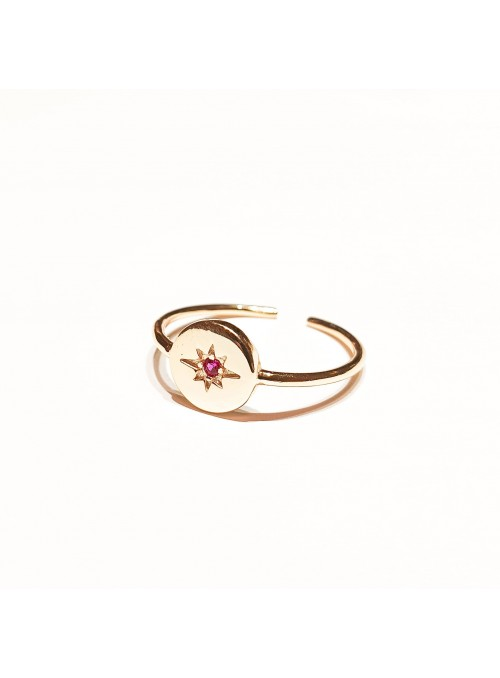 Anillo HERITAGE Rouge