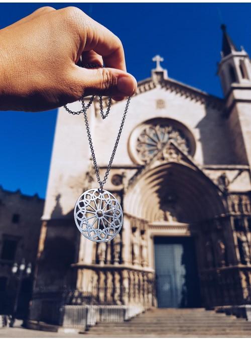 Colgante Rosetó Santa Maria