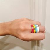 Capsule Collection 💓  ENAMEL by Moner  Una linea exclusiva per començar la tardor amb molt de color 🌈  Amb quina et quedes? 🤩 o les agafaries totes? 😜 - #joieriamoner #capsulecollection #enamelcollection #newin #joyasyaccesorios
