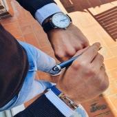 Un bon rellotge és sempre una bona opció 😍  📸 Rellotge, polsera i bolígraf Montblanc  Codi: PAPAMOLON15 15% de descompte a tota la web!!  #JoieriaMoner #MontblancByMoner #MonerInspired