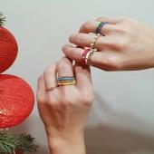 Buscant el regal perfecte a última hora? 😜 El tenim!! 🎁 . . . #JoieriaMoner #joies #inspiració #regalsdenadal #enamelbymoner