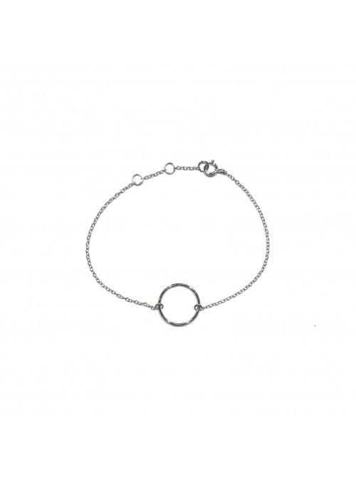 Pulsera Chain Gemstones Calcedonia