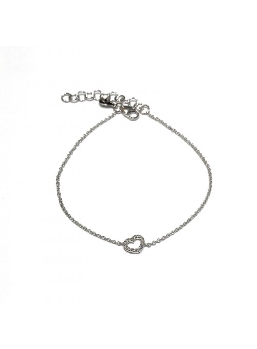 Pulsera Oro Diamonds Love