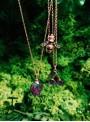 Collar Chain Cherry
