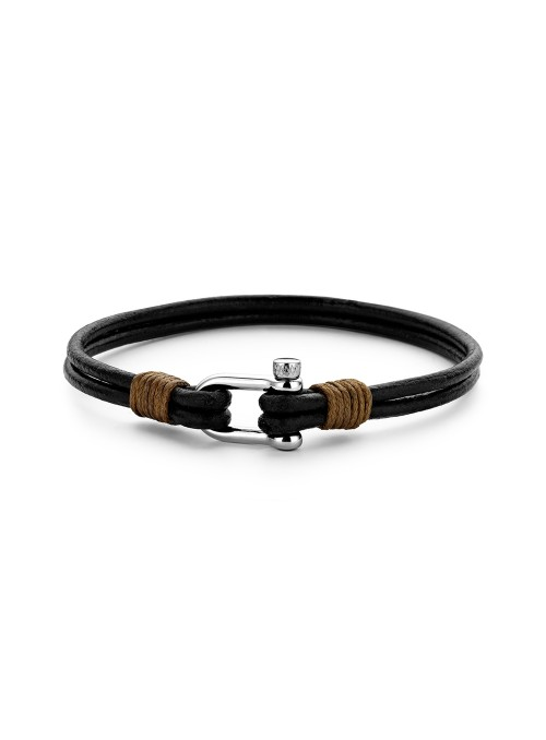 Pulsera dark brown